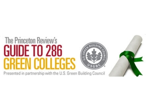 The Princeton Review's Guide to 286 Green Colleges