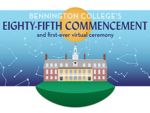 Image of Bennington College Commons at Commencement