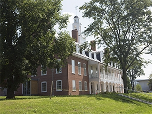 Image of Bennington College Commons