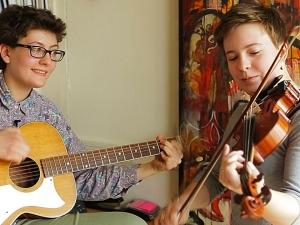 Webb Crawford '18 & Fiona Shea '18 - Work Songs img
