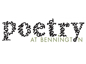 Poetry at Bennington logo