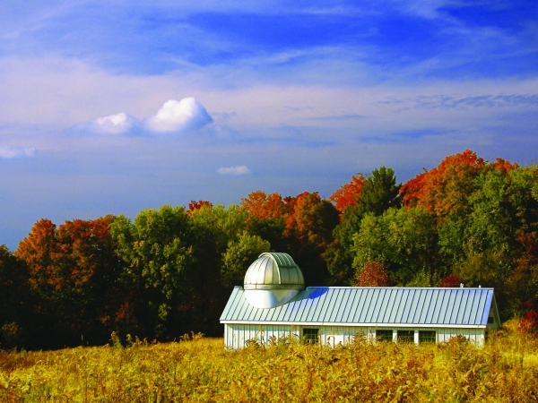 Observatory at Bennington College