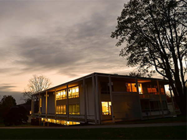 Photo of Crossett Library