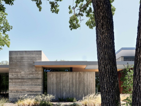 Making Space- Kevin Atler '85 Cuernavaca Residence Outside Architecture