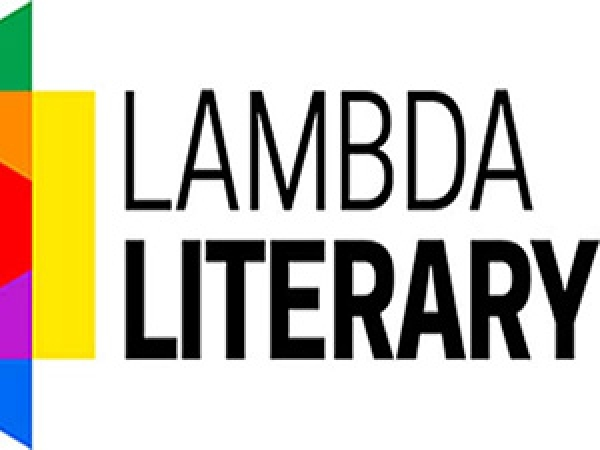Williams Named Finalist for Lambda Literary Award