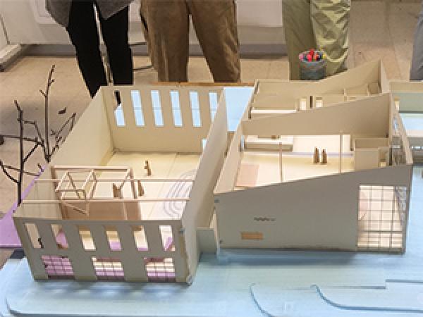 Student Center model