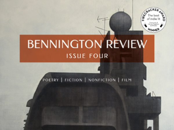 bennington review issue 4