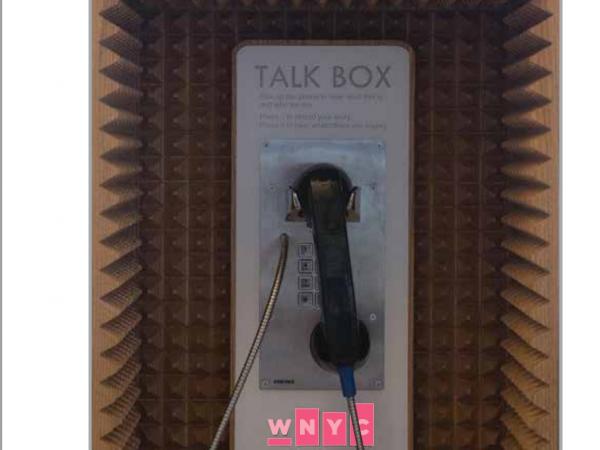 The Making of WNYC's TalkBoximg