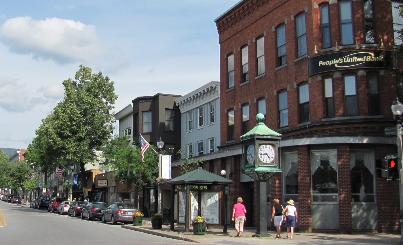 Downtown Bennington