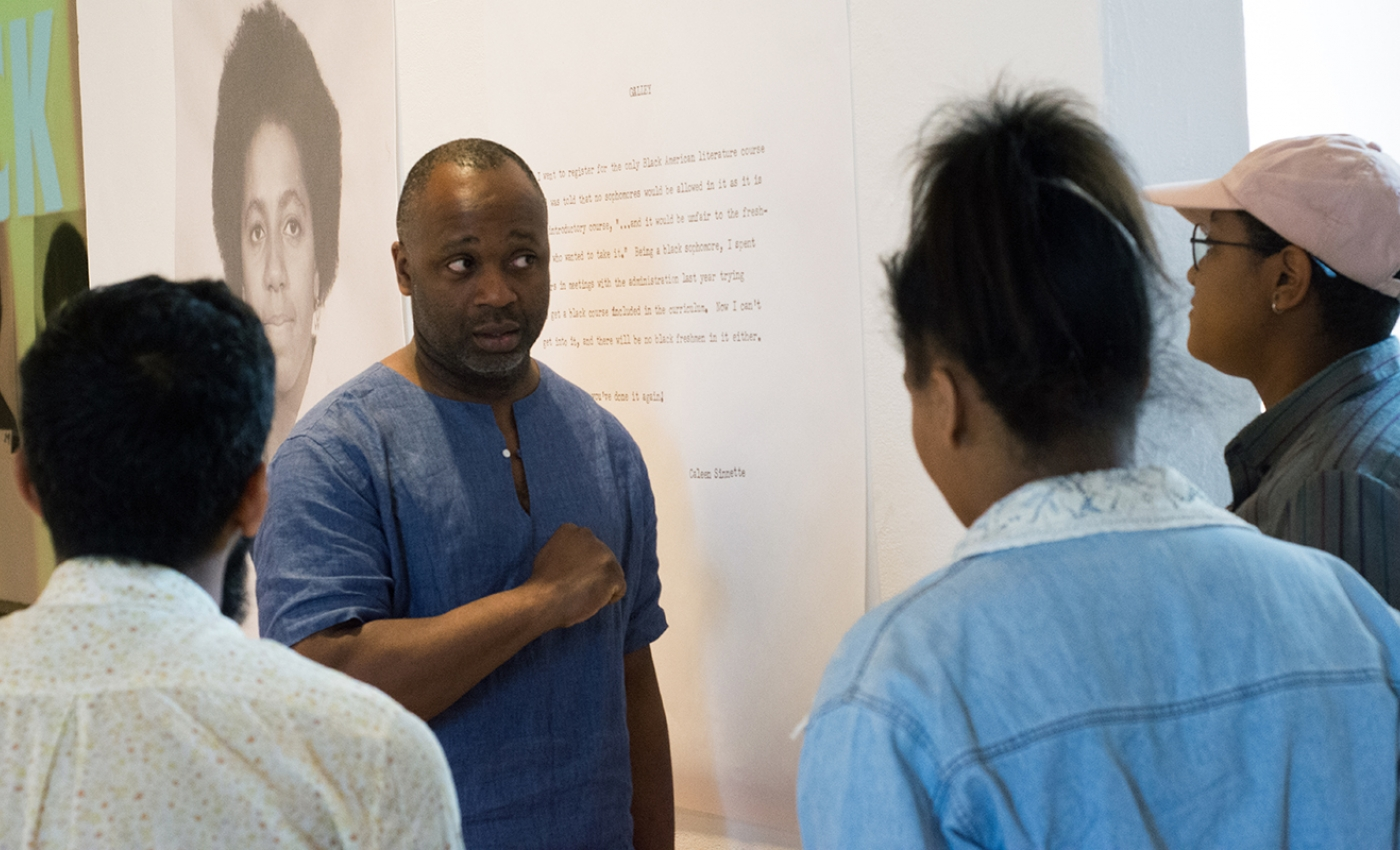 Theaster Gates Soul Talk