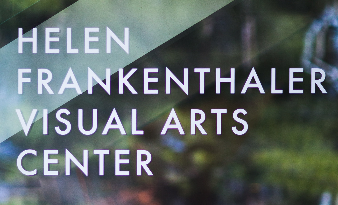 Frankenthaler Arts Center sign