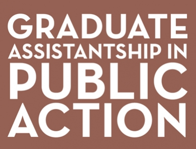 Graduate Assistantship in Public Action