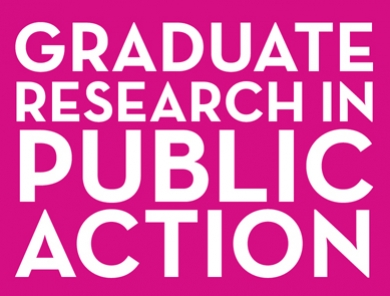 Graduate Research in Public Action