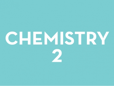 Chemistry 2: Organic Structure & Bonding (with lab)
