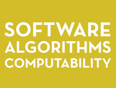 Software, Algorithms and Computability
