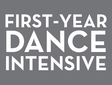 First-Year Dance Intensive