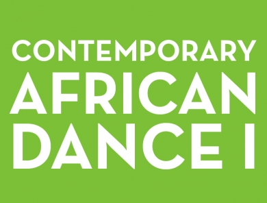 Contemporary African Dance I