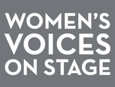 Women's Voices on Stage
