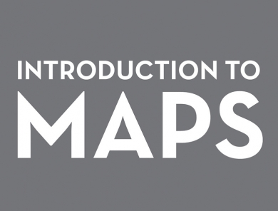 Intro to Maps and Geographic Information Systems