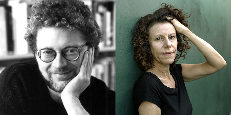 Sven Birkerts and Amy Gerstler