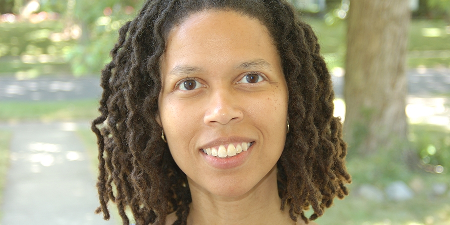 Evie Shockley headshot