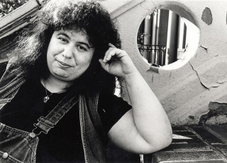 Image of Andrea Dworkin