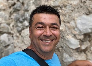 Image of Vahidin Omanovic