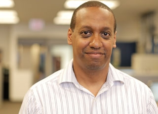 Clifford Thompson headshot