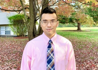 photo of Quentin Law Phu, Associate Director of International Admissions