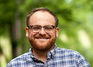 Matt Scott, director for student engagement