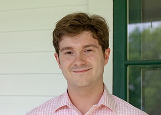 Killian Walsh, Assistant Director of Admissions