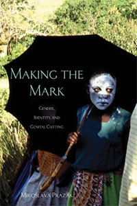 Image of Making the Mark by Mirka Prazak, faculty member