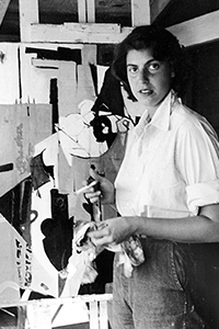 Helen Frankenthaler '49