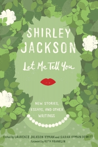 Book- Let me tell you