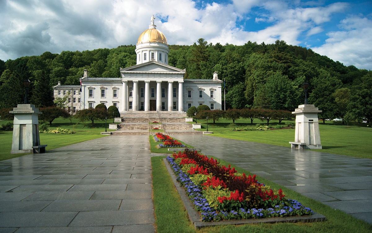 Image of the Statehouse