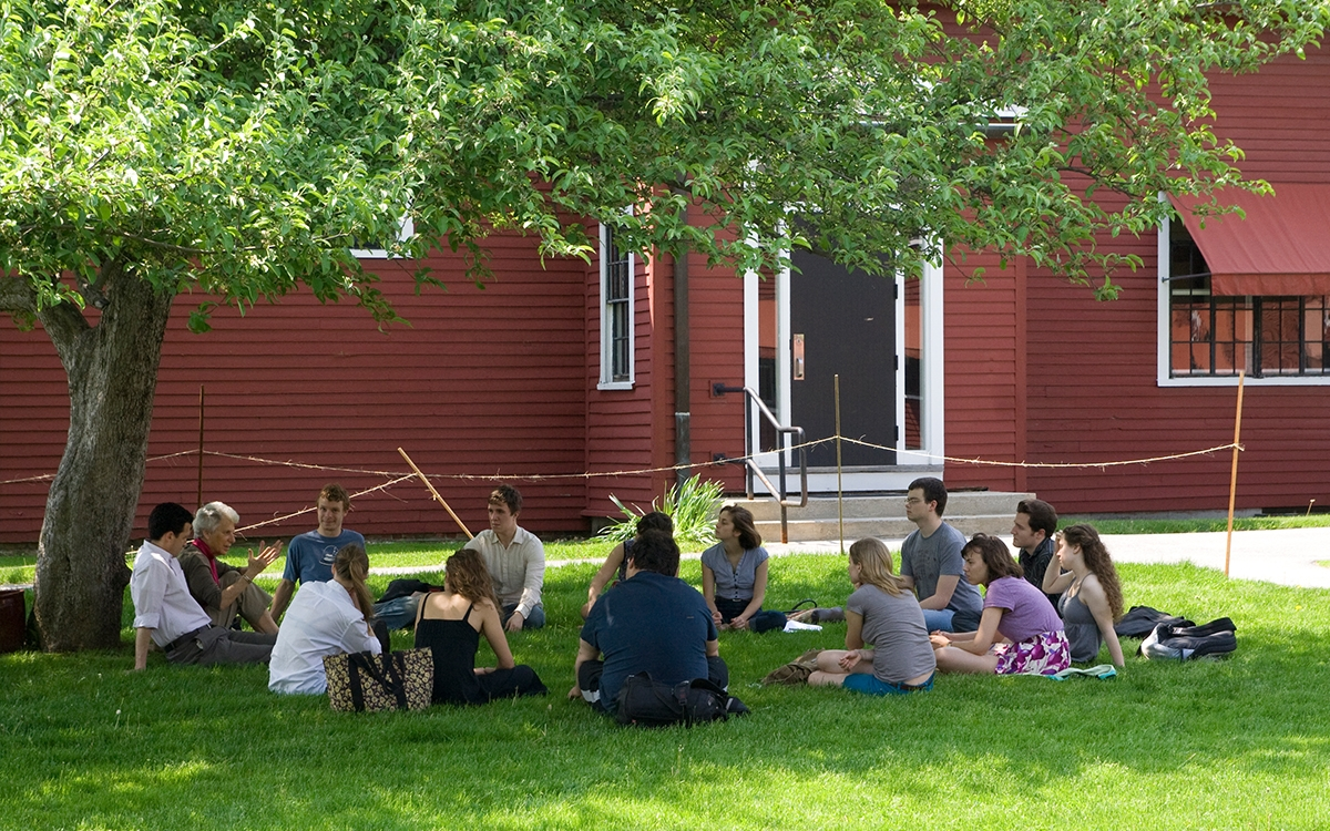 bennington college mfa creative writing Low-residency mfa programs offer writers the chance to grow from a distance by jordan e rosenfeld  bennington college, vermont  also departing from other models, kobre says the.