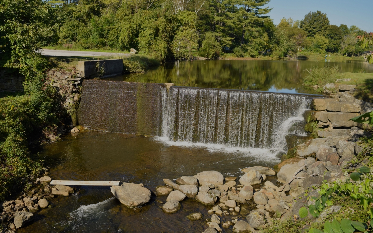 paran creek dam