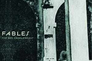 black and white architecture on album cover