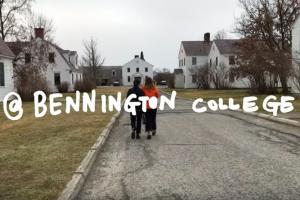 at bennington college