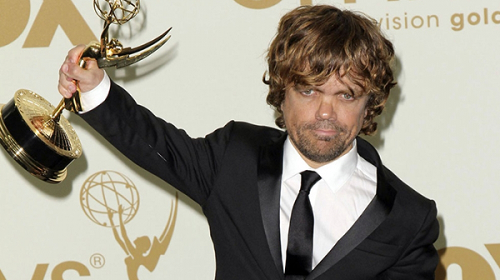Peter Dinklage: Outstanding Supporting Actor in a Drama Series