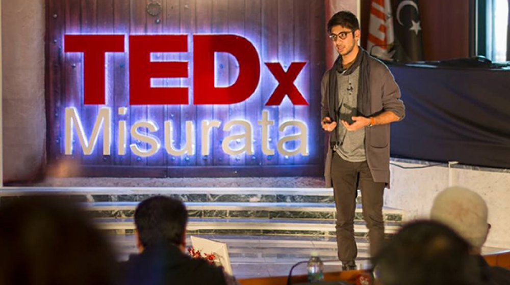 Tale of the Teen Years | Asad J. Malik | TEDxMisurata