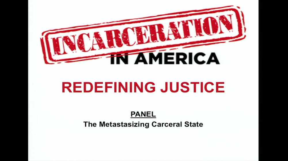 The Metastasizing Carceral State