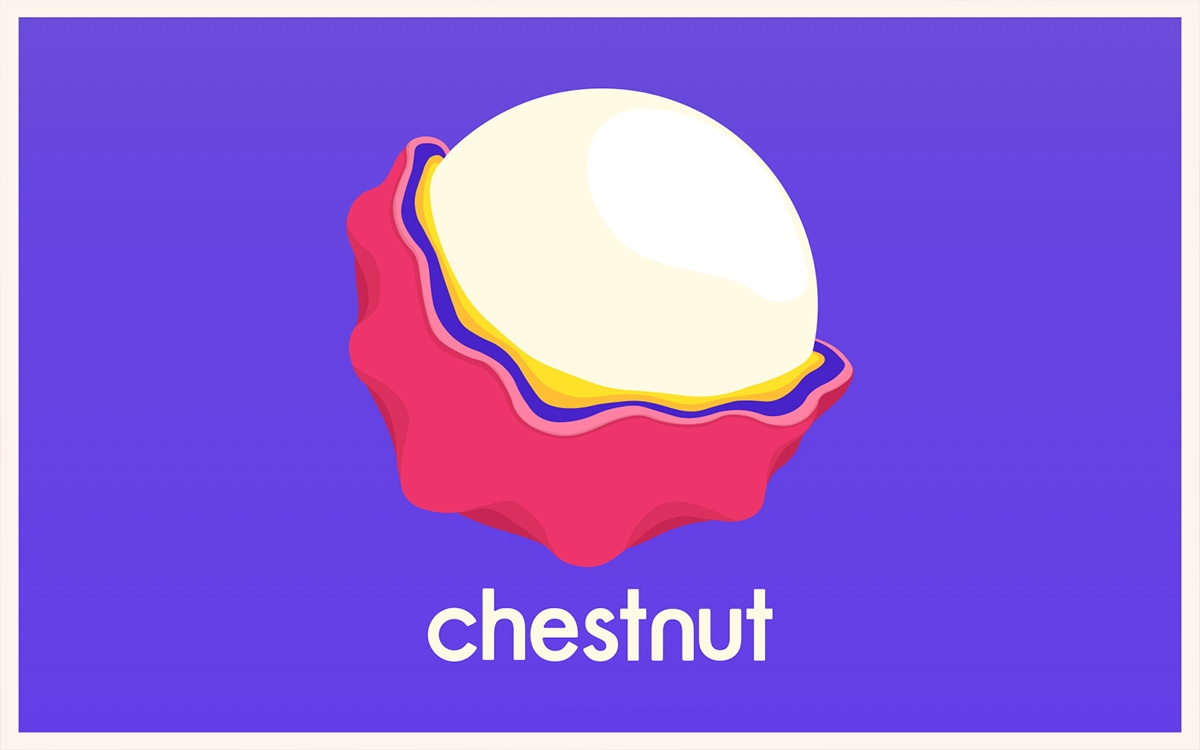 Screen shot of Chestnut project